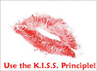 The Valentine's Day KISS Principle