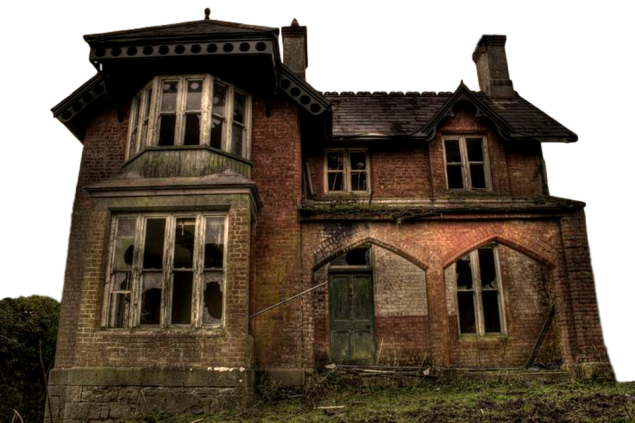 A Haunted House Can Be a Home